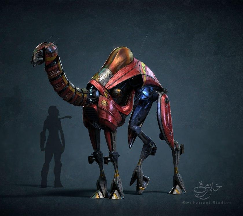 Camel_robot